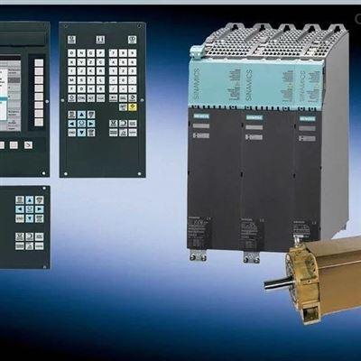 西门子802D通讯不上系统死机蓝屏抢修