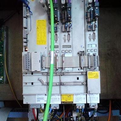 池州西门子数控设备802D通讯不上死机维修