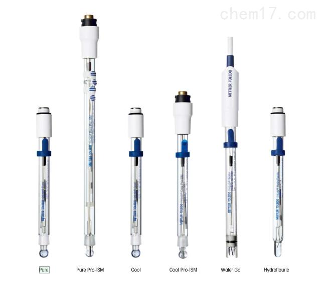 30041176-梅特勒InLab Pure纯水电极 复合pH 电极