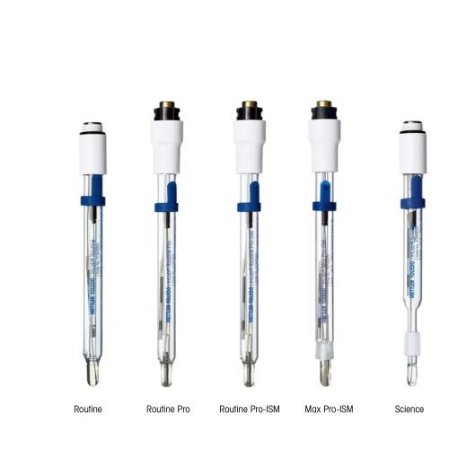 梅特勒InLab Expert Pro三合一常规pH电极
