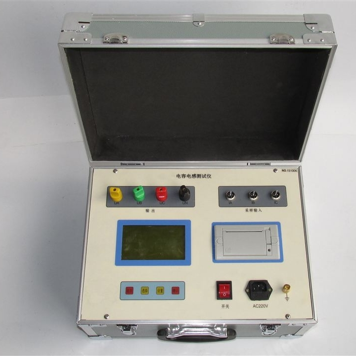 数字小型电容电感测试仪