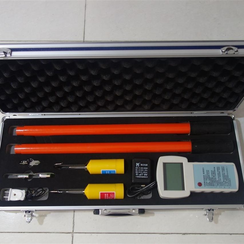 语音数显核相器有线核相仪