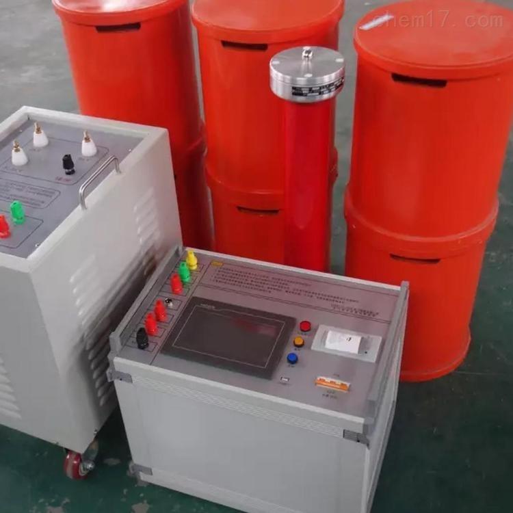 承试三级电力变频串联谐振耐压试验装置