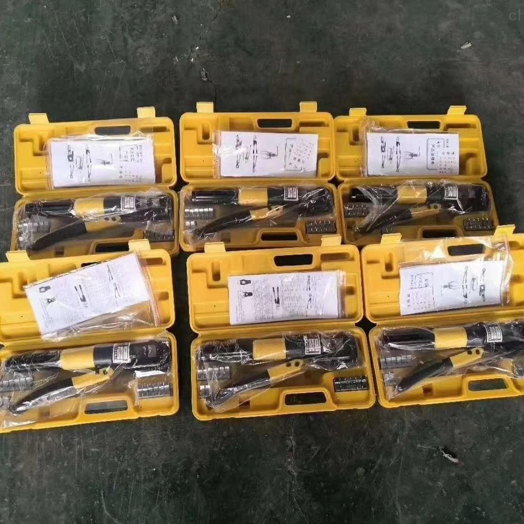 四级资质施工认证工具导线压接机600kN