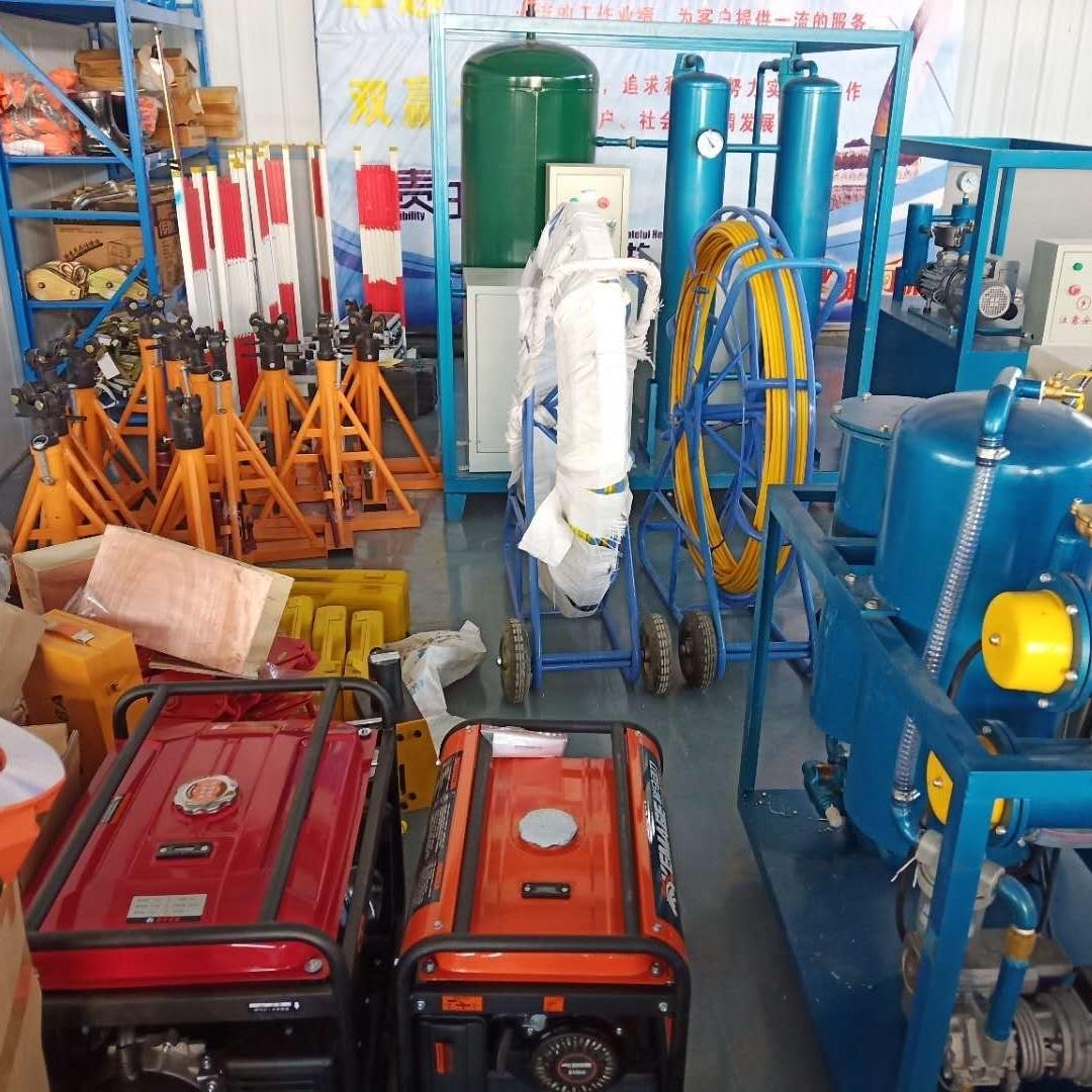 四级电力资质承装修试设备办理