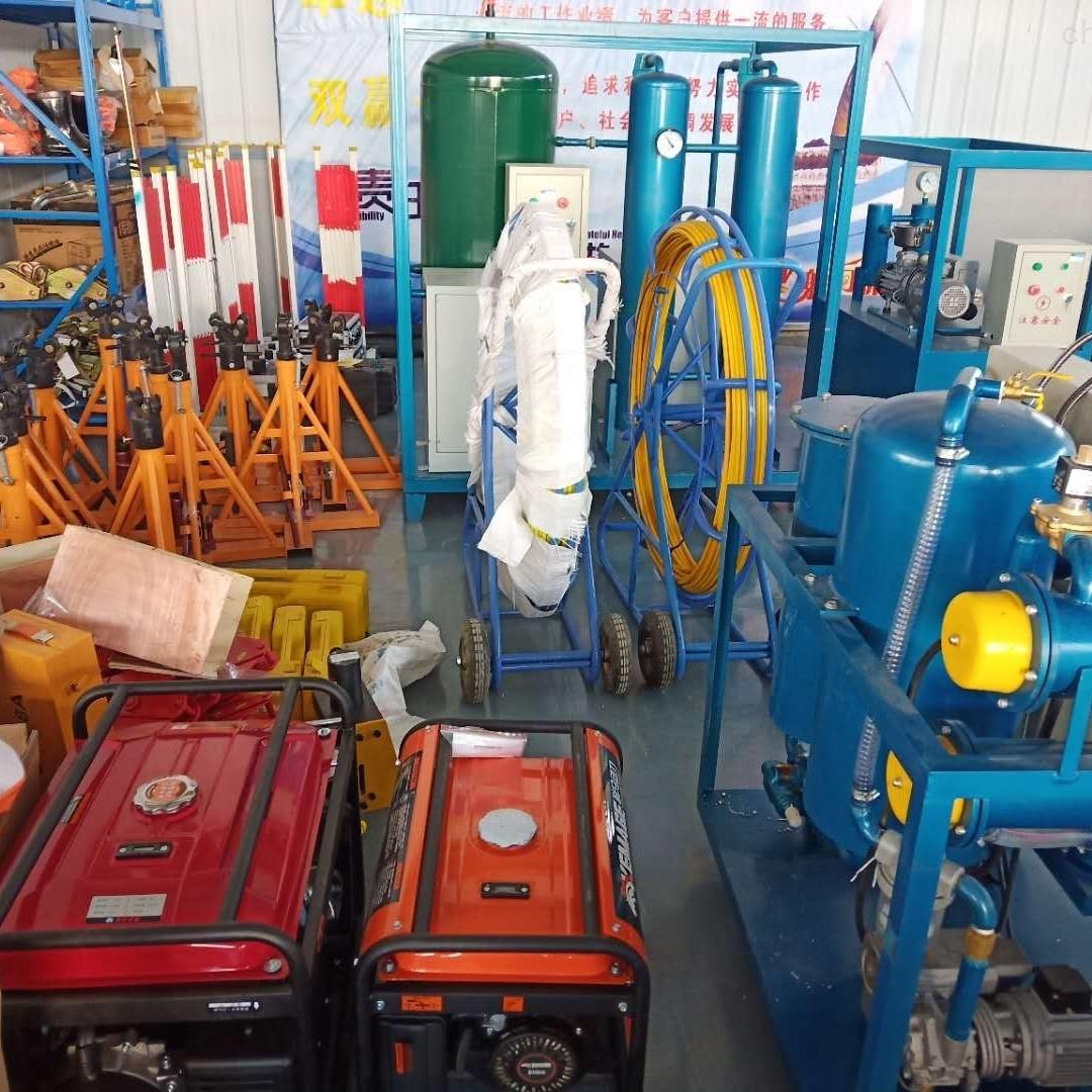 四级电焊机承装承修承试资质清单整套设备