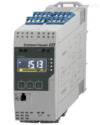 E+H德国恩德斯豪斯带控制单元过程变送器