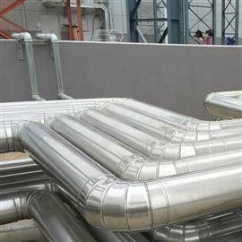 换热站岩棉铁皮保温工程防腐保温施工资质