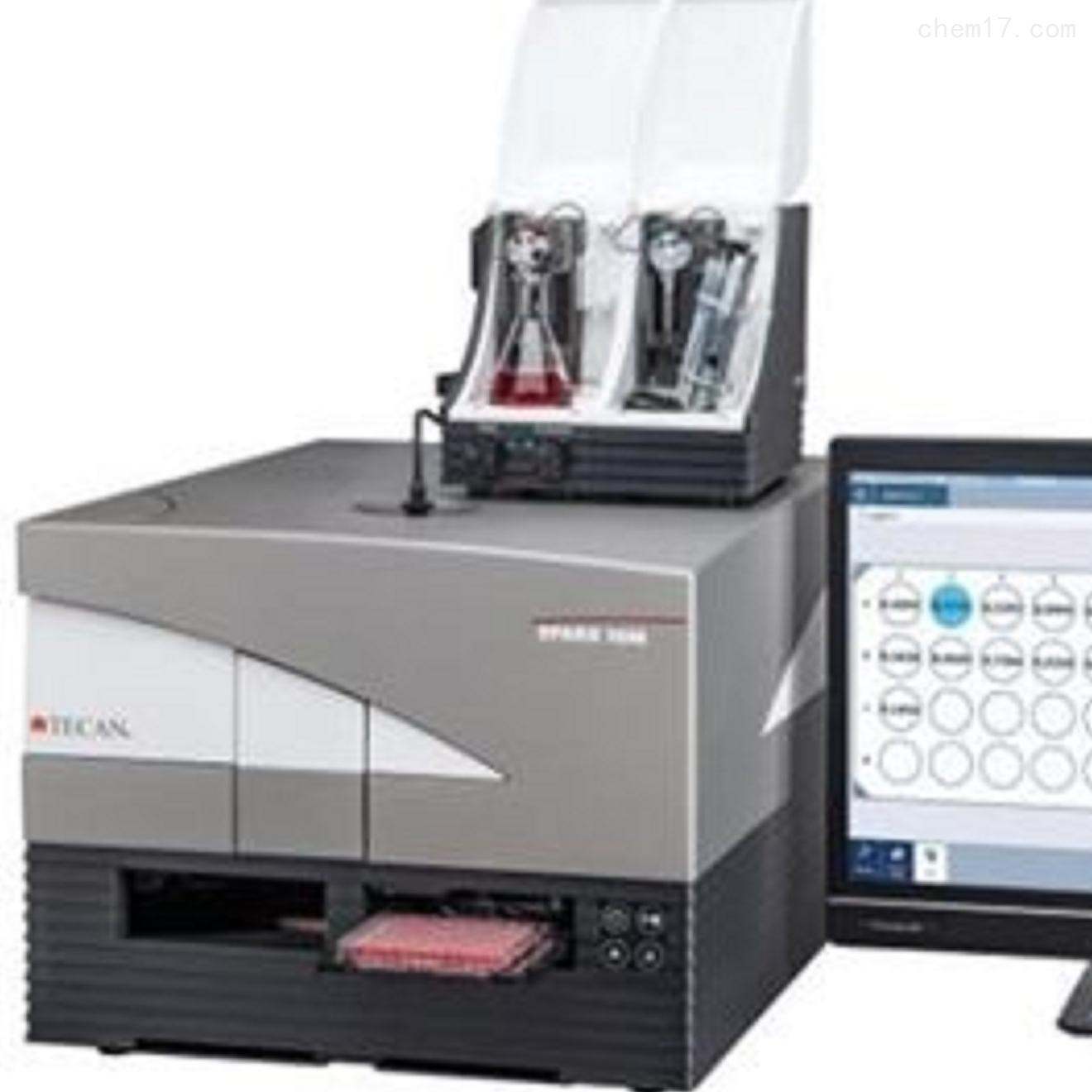 帝肯多功能微孔板检测仪(酶标仪)典型功能