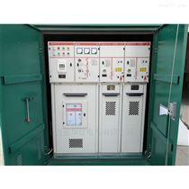 10KV10KV二進二出高壓電纜分支箱避雷器配插拔頭