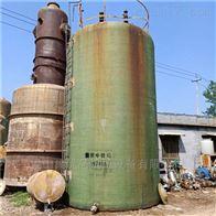 二手硫酸玻璃钢储罐100吨120立方150立方