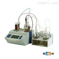ZDY-502上海雷磁水分滴定仪(卡尔费休水分仪)