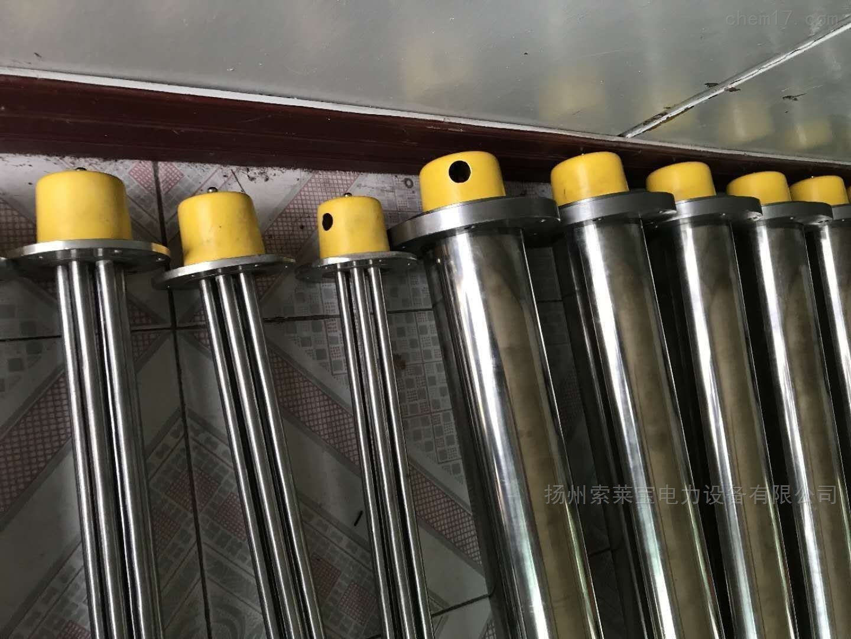 护套式电加热器制造原理