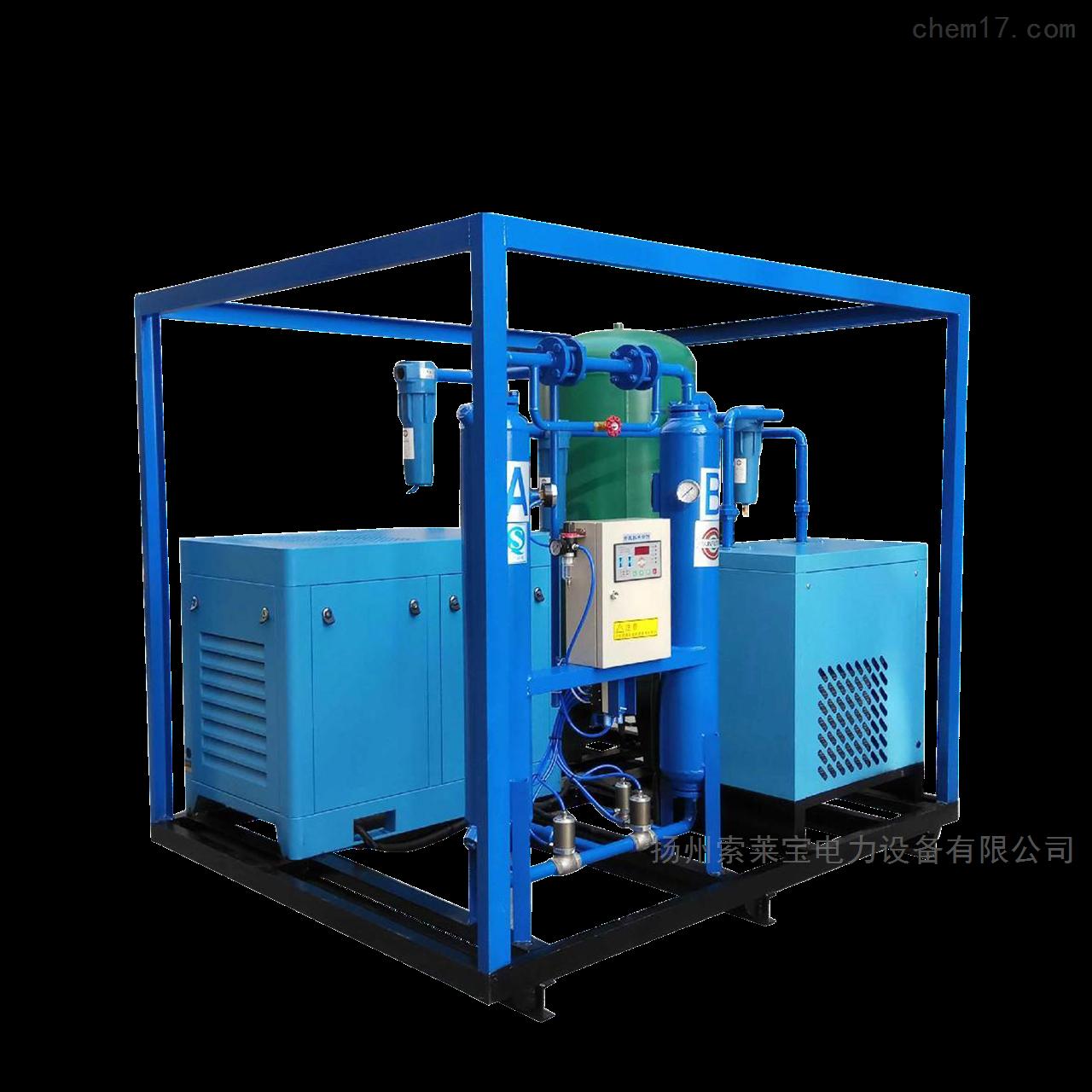 空气干燥器装置五级承试