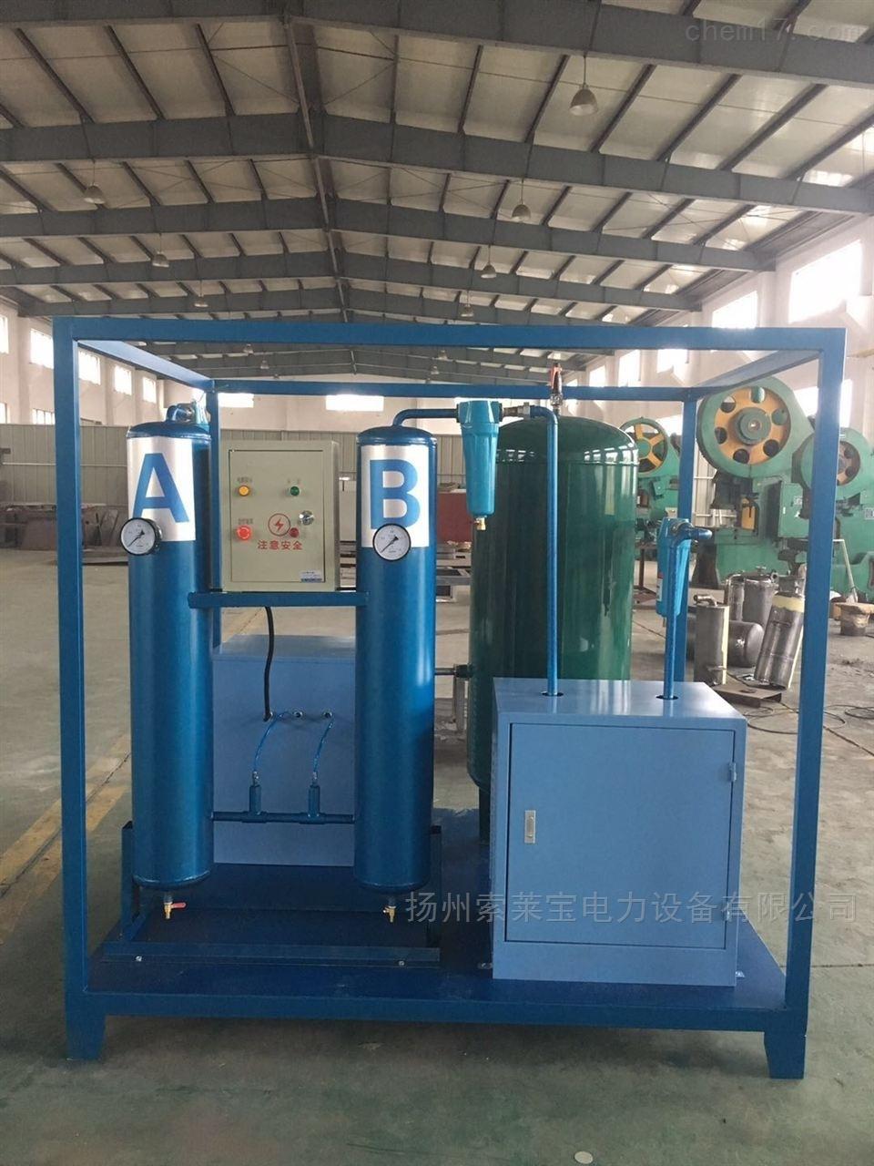 隔膜式干燥空气发生器一级承试