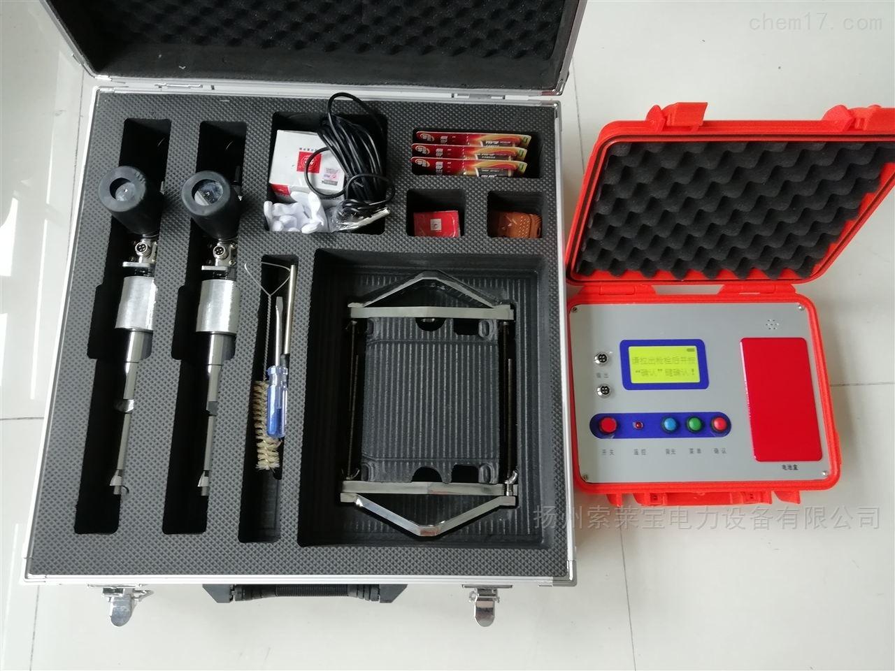 三级承装(修、试)双枪电缆刺扎器