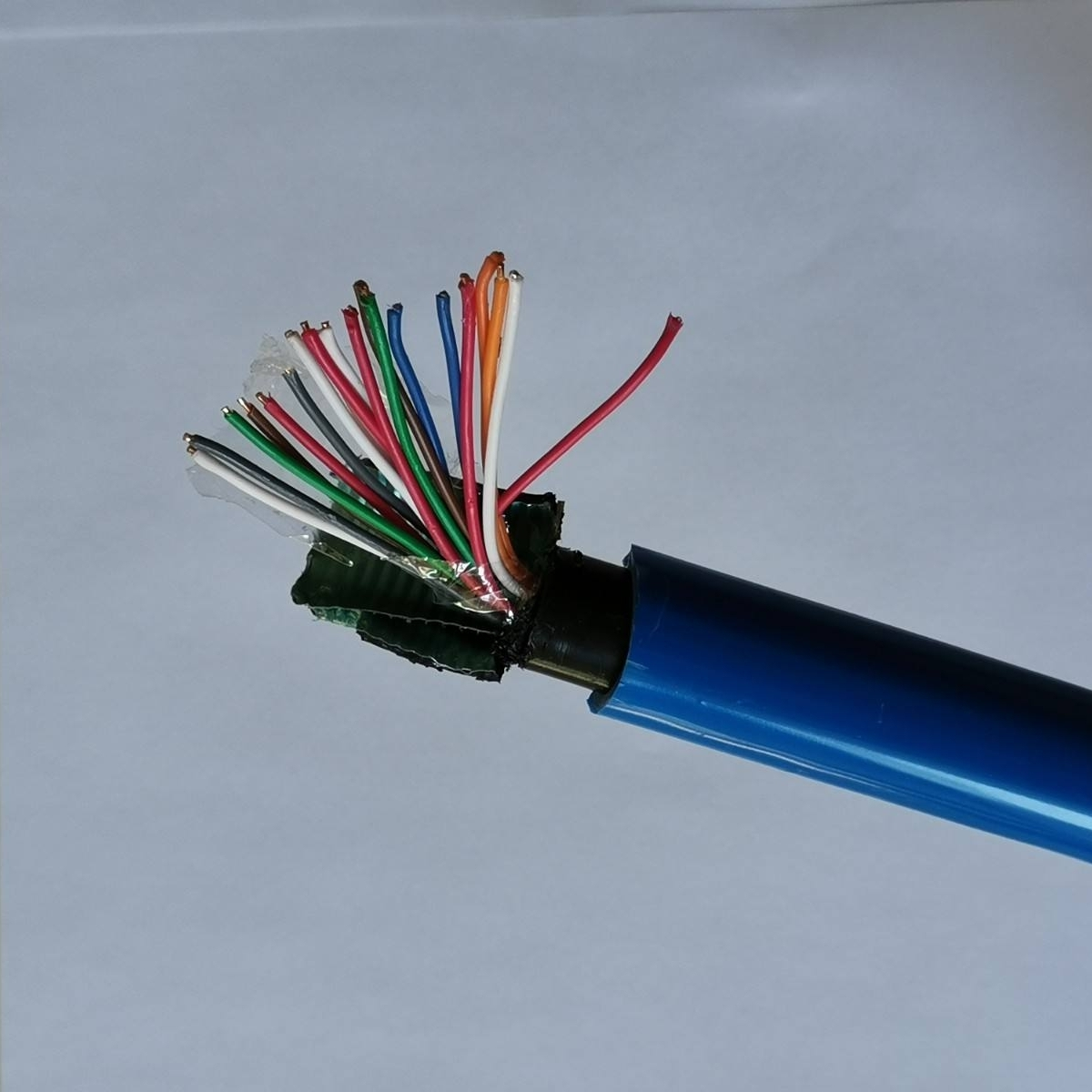 现货耐火电力电缆NHVV22厂家