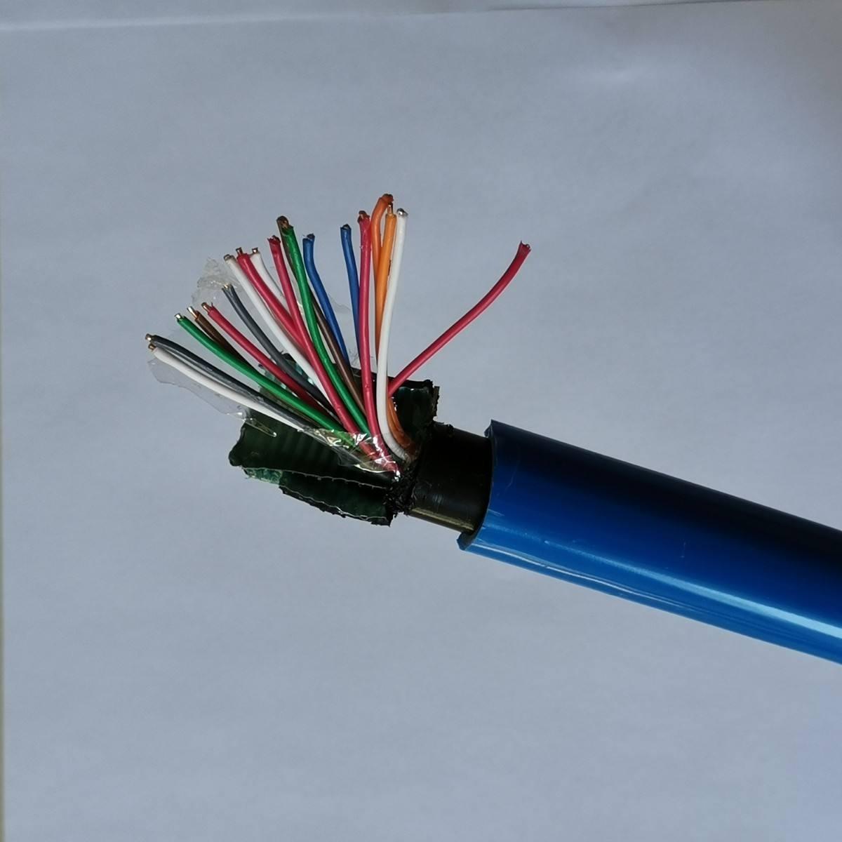供应各种型号防爆控制电缆IAKVVP