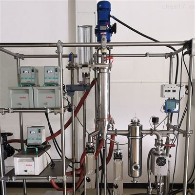 短程分子蒸馏装置