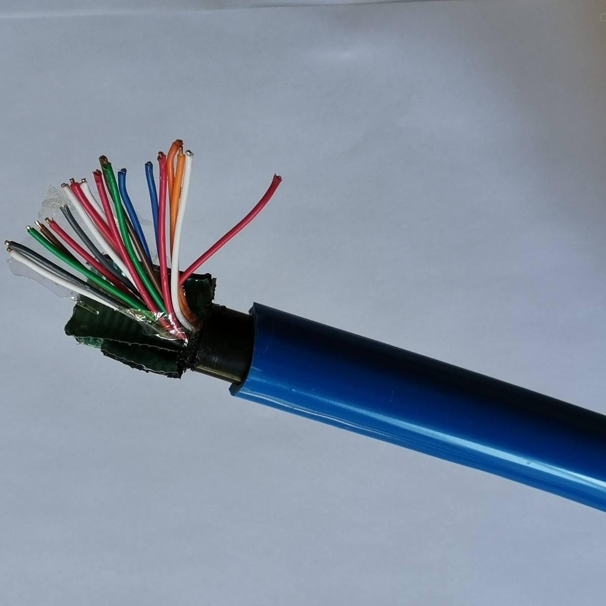 视频线+电源线+信号线组合(电线)电缆