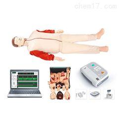 高级心肺复苏(AED除颤、创伤护理)模拟人