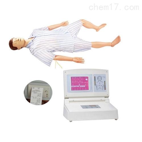 多功能心肺复苏急救护理训练模拟人