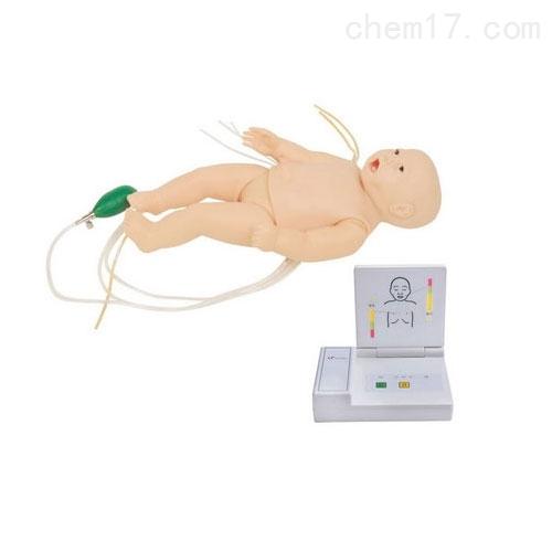 新生儿心肺复苏综合急救训练模拟人
