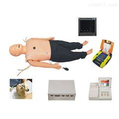 多功能成人心肺复苏综合急救训练模拟人