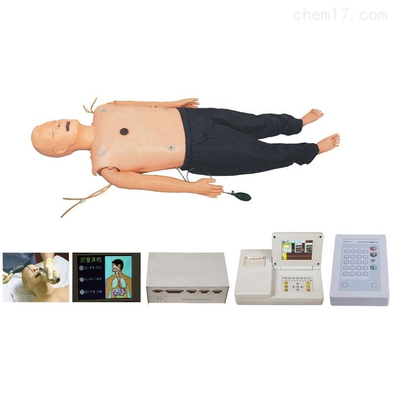 全功能心肺复苏急救模拟人