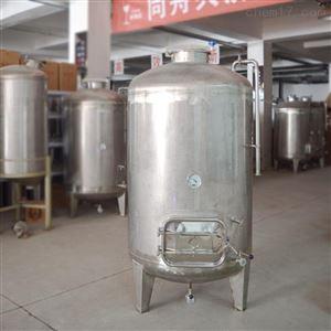 本厂闲置二手机械搅拌发酵罐