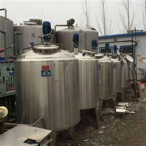 本厂闲置二手机械式搅拌发酵罐