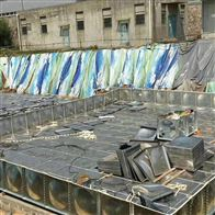 张掖地埋式消防水池生产厂家