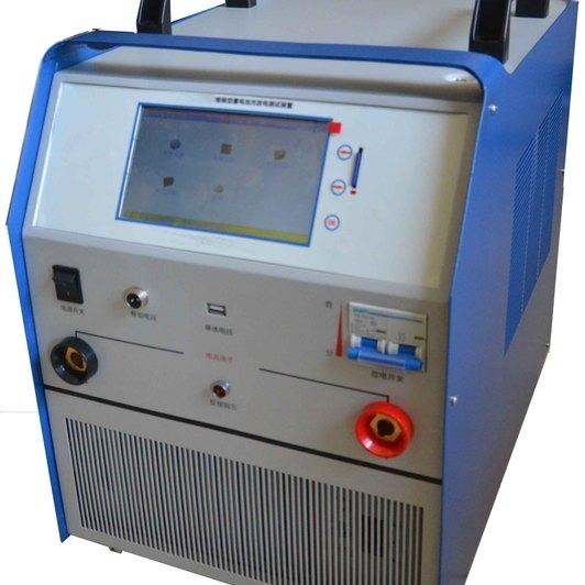 多功能智能化蓄电池放电测试仪