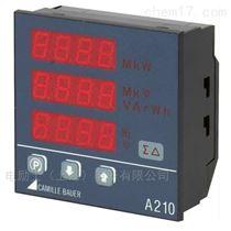 多功能变送器SINEAX A210_A220_A230_A230S