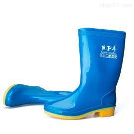 3217男士高筒雨靴水鞋防汛物资