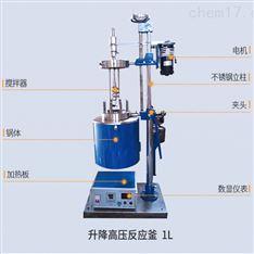 升降式高压反应釜系列