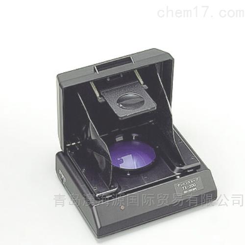 日本KETT糯米劈荧光计TX-300