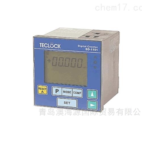 TECLOCK得乐SD-1101NC数字计数器/控制器