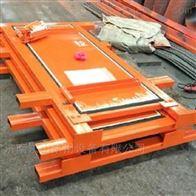 矿用竹胶板风门
