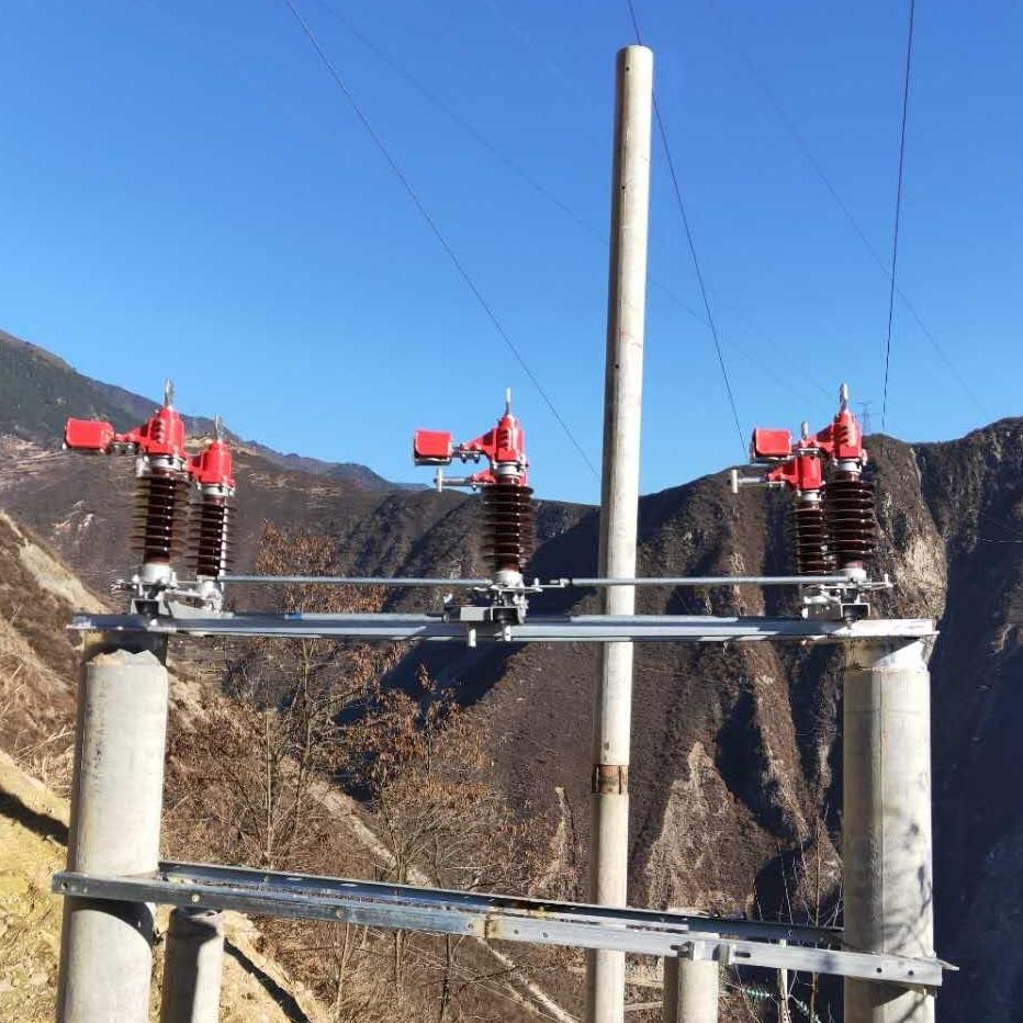 电站型35KV柱上高压隔离刀闸