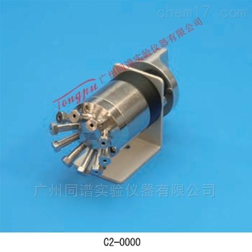 岛津毛细管HPLC部件 C2微型孔阀