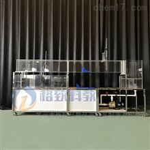 GZF029自循环明渠水力学多功能实验设备