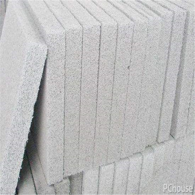 外墙水泥发泡保温板*
