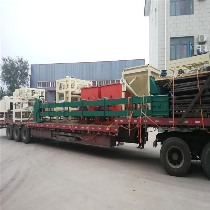 震动水泥基匀质板设备颗粒聚苯板生产设备