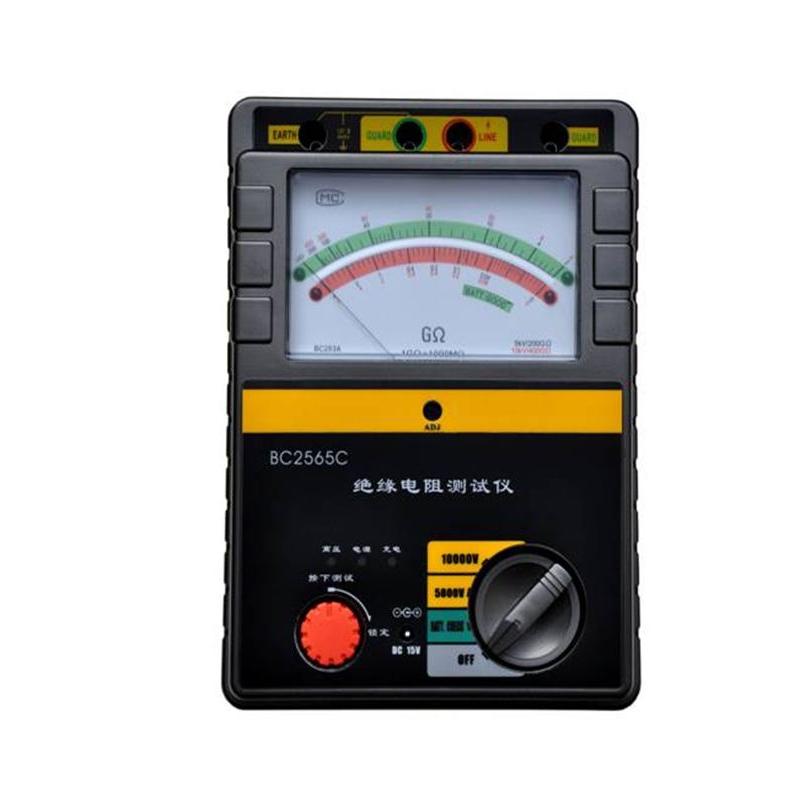便捷型指针绝缘电阻测试仪