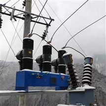 四川地区35千伏柱上真空断路器的工作原理
