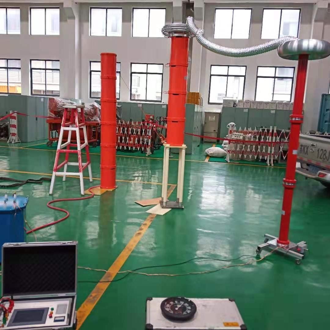 交联电缆交流耐压试验设备/变频串联谐振