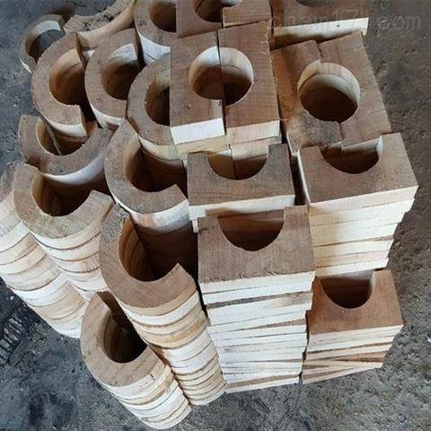 管道木托  防腐木托 空调管道垫木