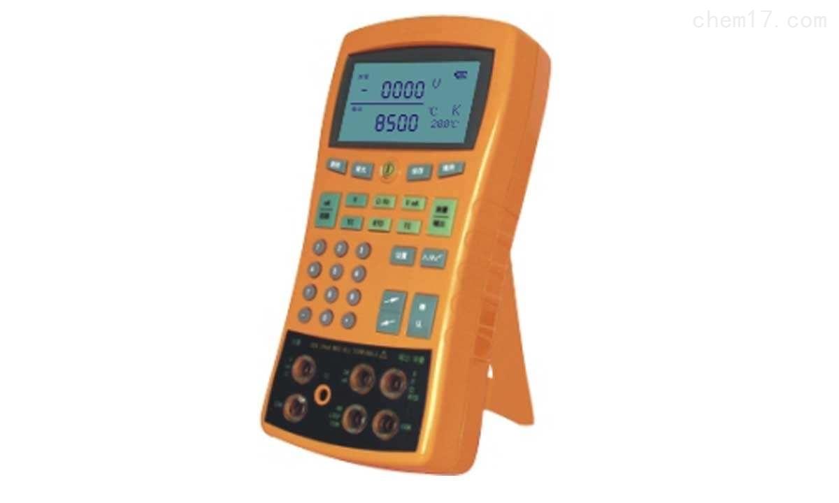 过程信号效验仪测量