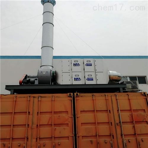 常州熔喷布废气处理设备厂家电话